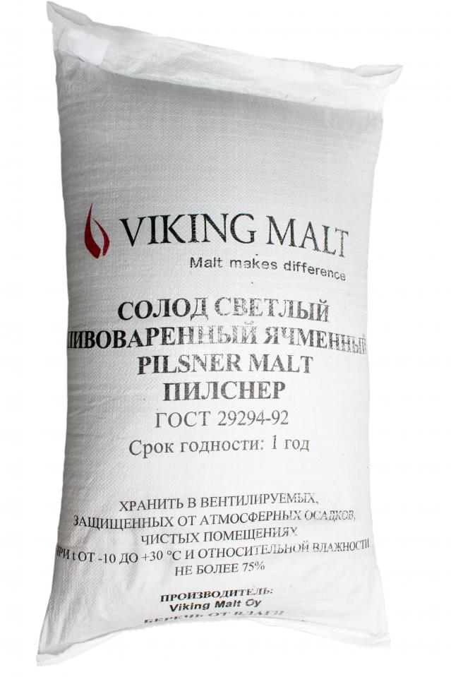 Pilsner malt, Viking malt