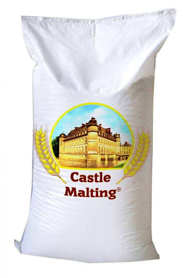 Peated Chateau 5 ppm, Castle Malting