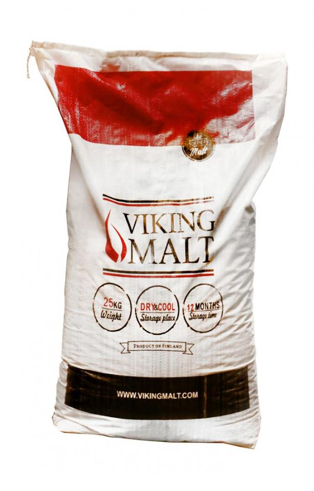 Peated malt, Viking malt