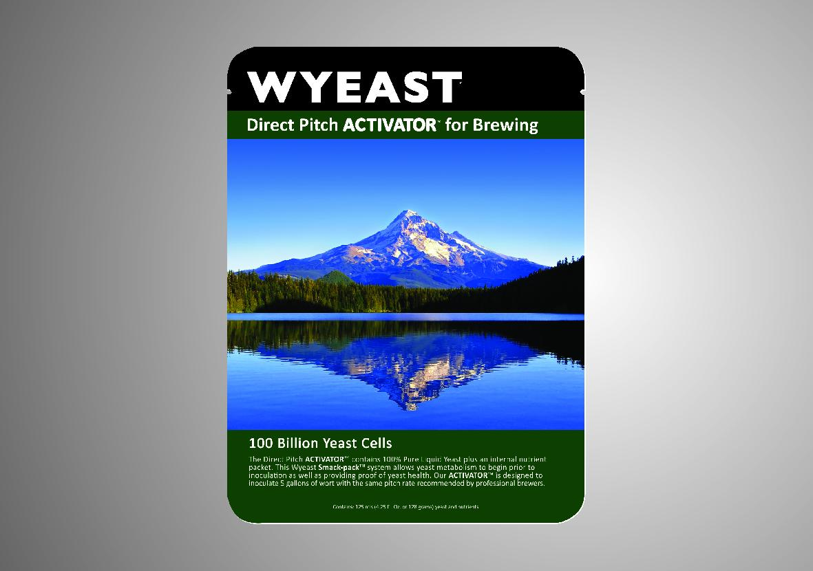 Irish Ale, Wyeast lab.
